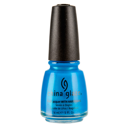 China Glaze Towel Boy Toy Nail Lacquer with Hardeners