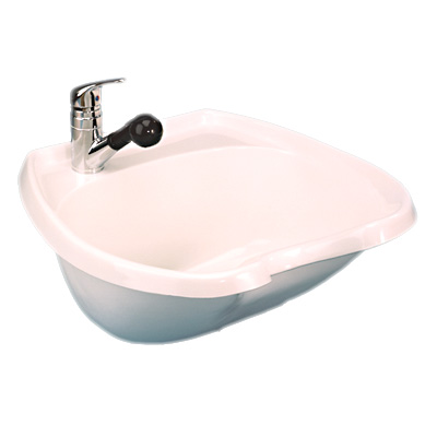 Marble Products Model 4000 Backwash Style Shampoo Bowl