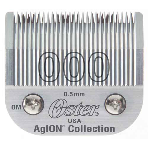 Oster 76 Arctic AgION Detachable Blade #000