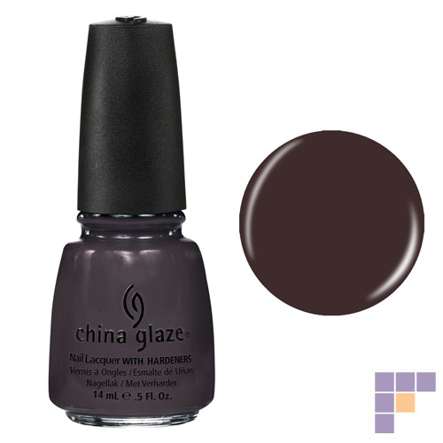 China Glaze Crimson Nail Lacquer with Hardeners
