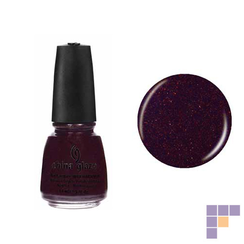 China Glaze Midtown Magic Nail Lacquer with Hardeners