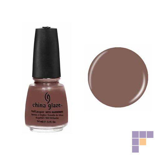 China Glaze Street Chic Nail Lacquer with Hardeners