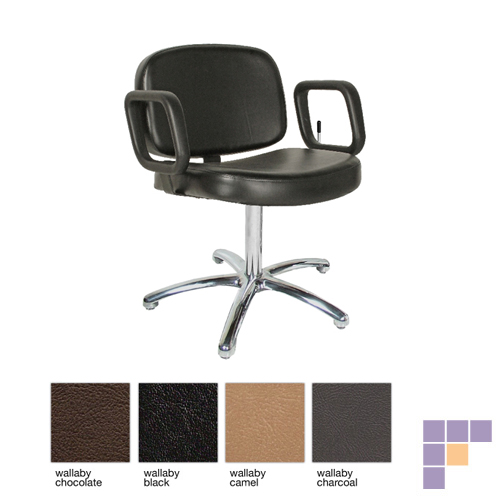 Jeffco 616.3.L Sterling II Shampoo Chair