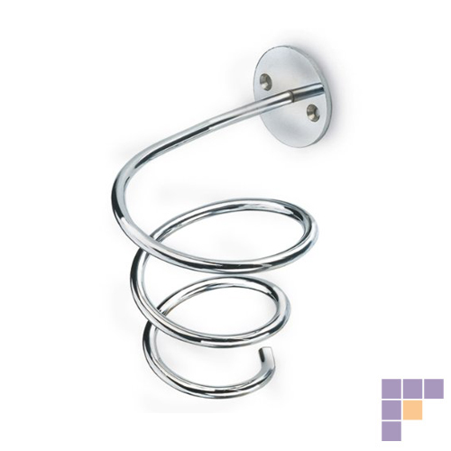 Pibbs 1509 Twist Dryer Holder-Wall Mount