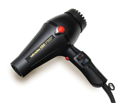 Turbo Power 323A Twin Turbo 3200 Ceramic Ionic Professional Hair