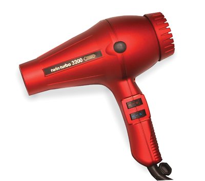 Turbo Power 324A Twin Turbo 3200 Professional Hair Dryer