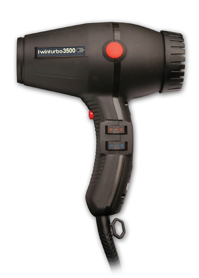 Turbo Power 328A Twin Turbo 3500 Professional Hair Dryer