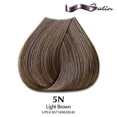 Satin Hair Dye Click to Enlarge · Satin Hair