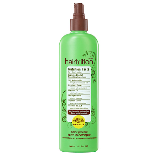 Zotos Hairtrition Color Protect Leave-In Detangler, 10.1 oz