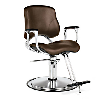 Global Aries B1480 Hydraulic Styling Chair