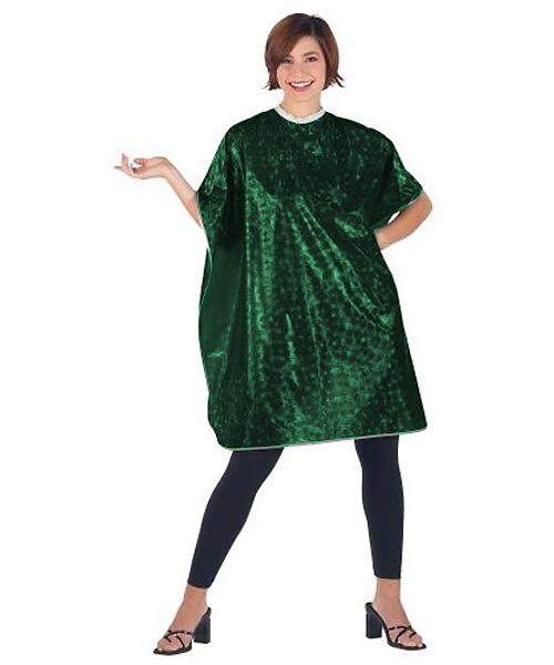 Betty Dain Solid Shampoo Cape 306 Green Salon