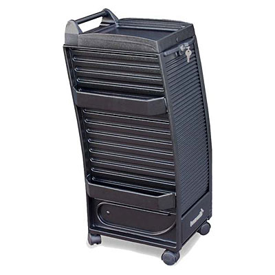 Dina Meri MR-L MILANO Lockable Rollabout