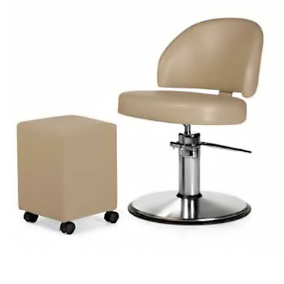 Global Lotus B1330 Swivel Styling Chair