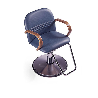 Global Visa B1590 Hydraulic Styling Chair