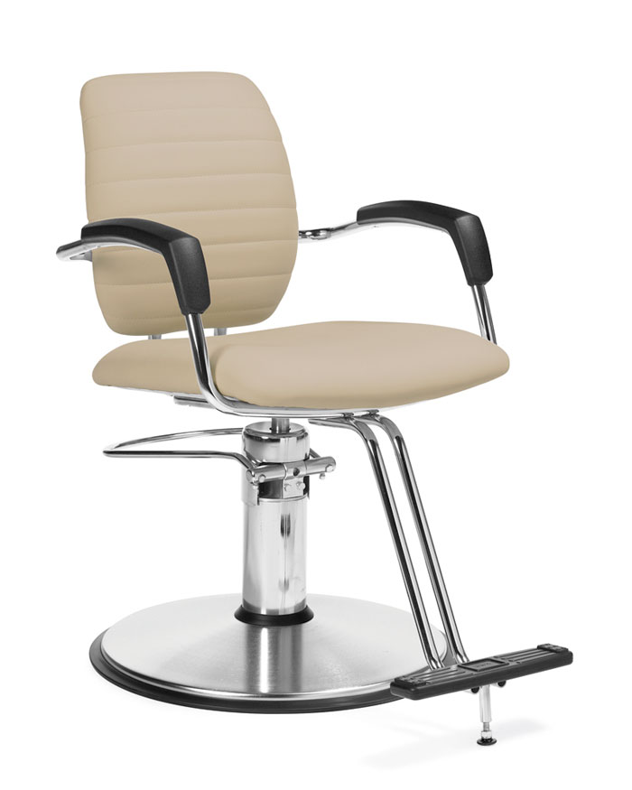 Global Chloe B2130 Hydraulic Styling Chair