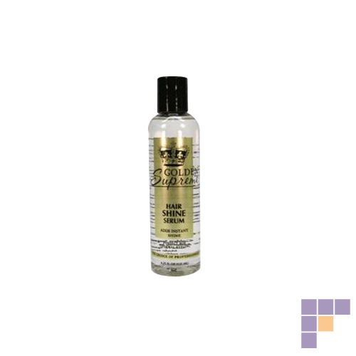 Golden Supreme 2414 Hair Shine Serum 4.5 OZ