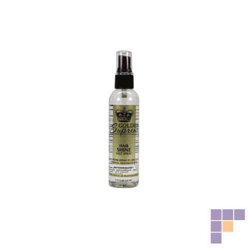 Golden Supreme 2415 Hair Shine Spray 4.5 OZ