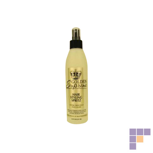 Golden Supreme 2416 Hair Styling Spritz 8.5 OZ