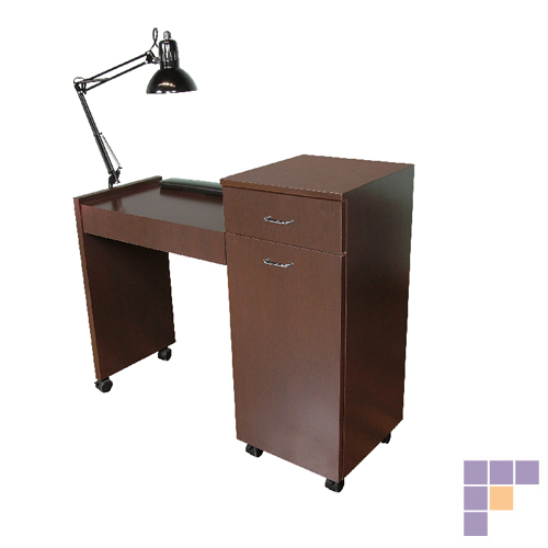 Jeffco J42 Java Nail Table