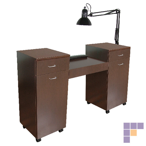 Jeffco J56 Java Nail Table