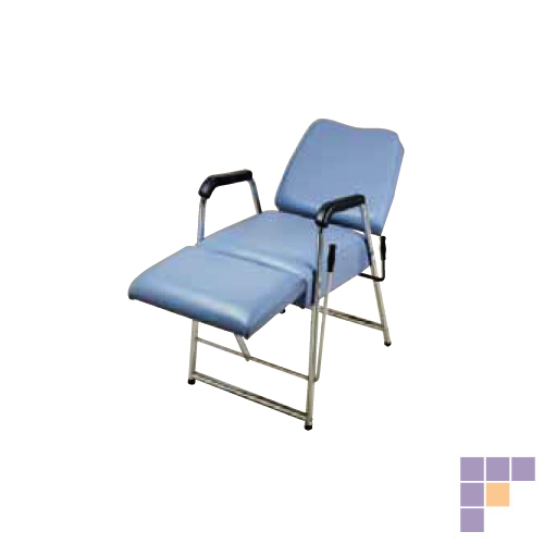 Pibbs 250 Shampoo Chair with Legrest