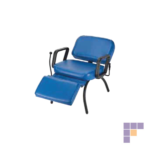 Pibbs 256 Shampoo Chair with Legrest