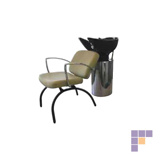 Pibbs 3735 Pisa Shampoo Chair