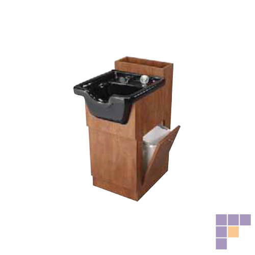 Pibbs PB46 Shampoo Cabinet for 5300 Bowl | Salon Furniture ...