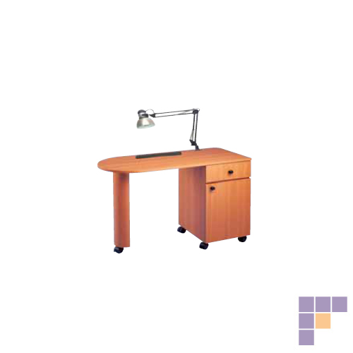 Pibbs PN1020 Lamp Straight Top Nail Center