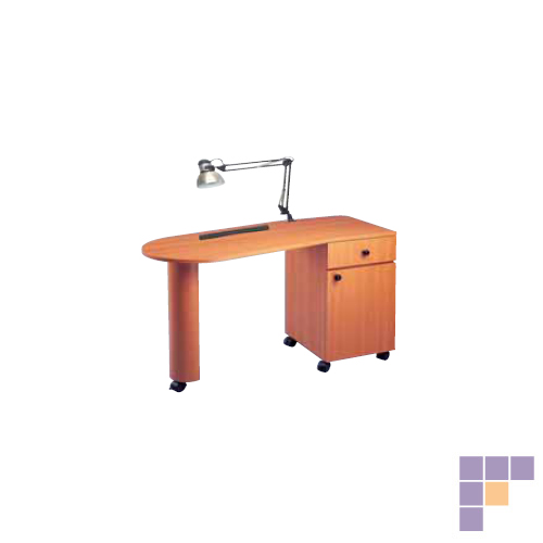 Pibbs PN1021 Lamp Angle Top Nail Center